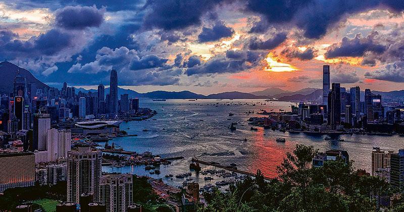 IMF預期今年香港經濟增長負7.5%