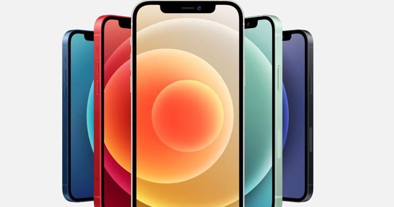 蘋果收挫逾2% 推首部5G版iPhone 12售5999元