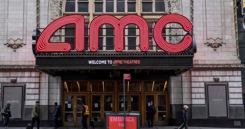 影院商AMC否認考慮破產 擬股權集資(互聯網圖片)