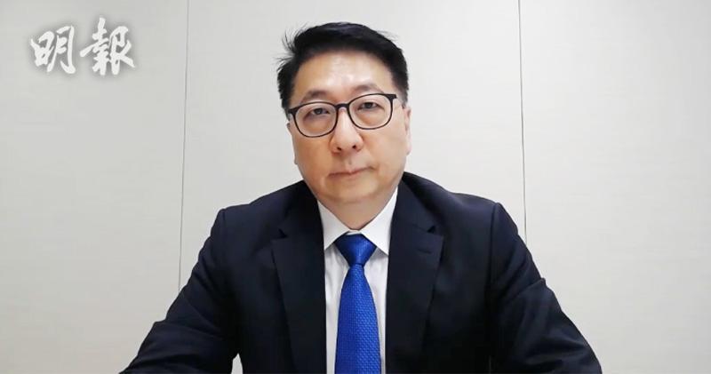 海通國際資產管理(香港)董事總經理翁嘉升