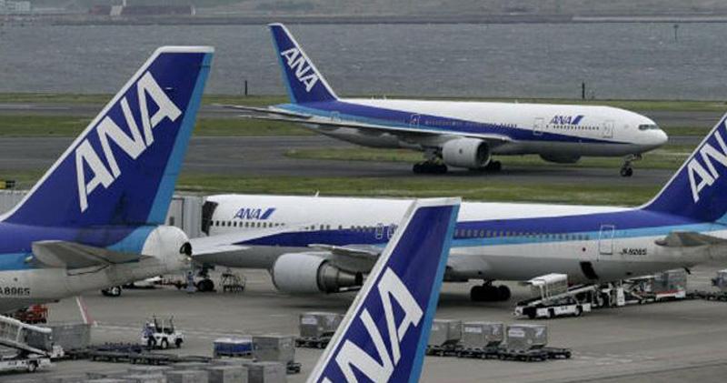 全日空母公司獲日本5官民銀行貸款4000億日圓