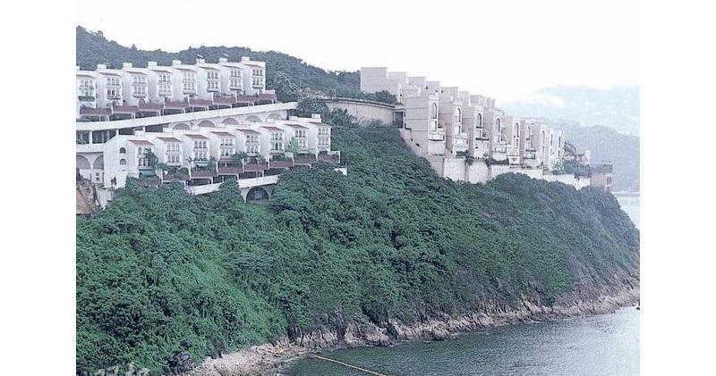 紅山半島兩房套月租5.5萬 呎租54元