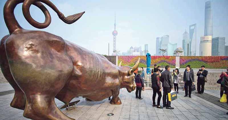 內地股市個別發展 滬指高開0.07%