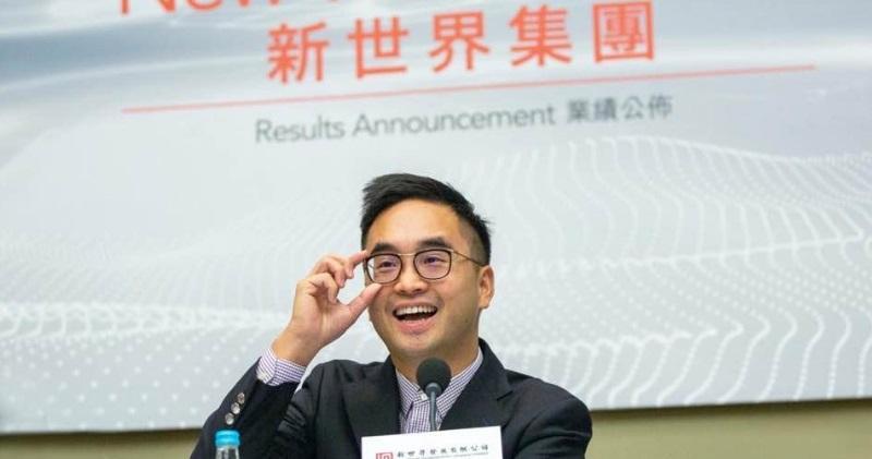 新世界發展執行副主席兼行政總裁鄭志剛(圖)表示,將與港鐵商討盡快加推柏傲莊單位