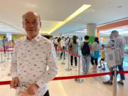 中原地產亞太區副主席兼住宅部總裁陳永傑。