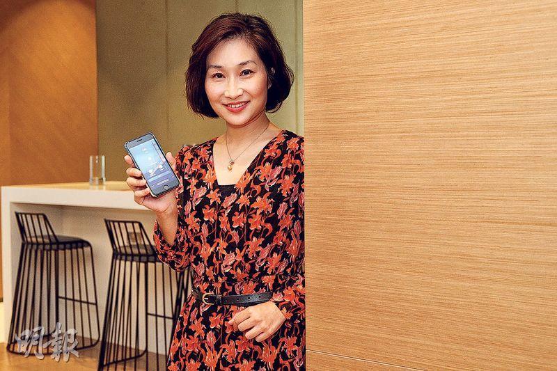 花旗銀行財富管理業務主管蔡惠琳