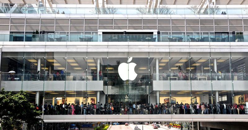 蘋果A15晶片傳將使用台積電的5納米製程