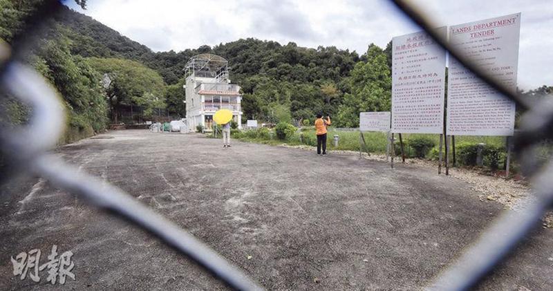 大埔滘住宅地4.51億批出 呎價4478元近預期下限