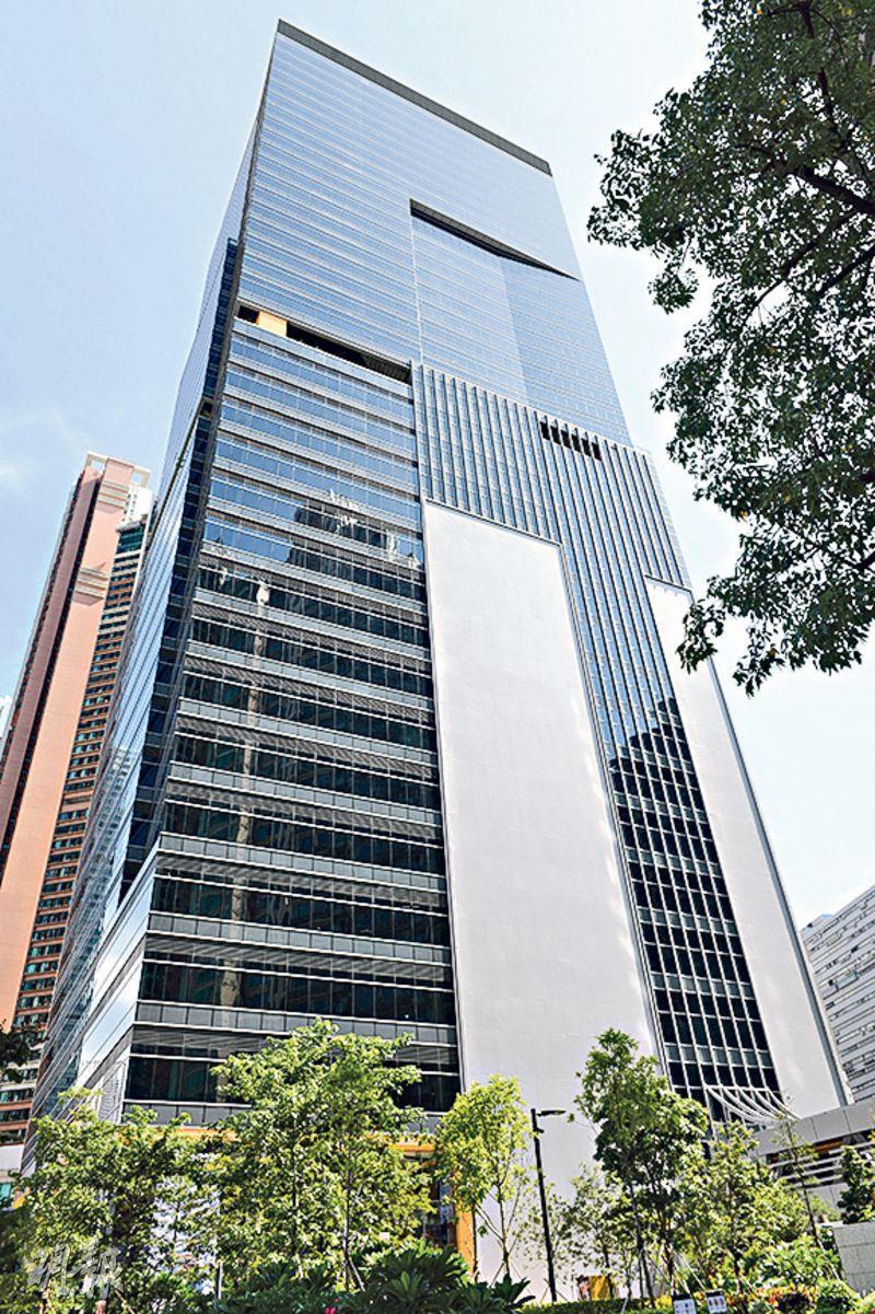 Plaza 88為新落成商廈,銳意發展成區內新地標。