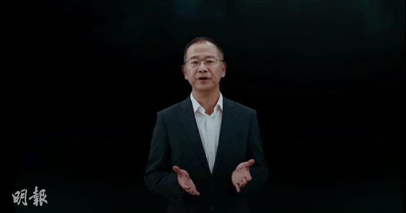 金管局總裁余偉文