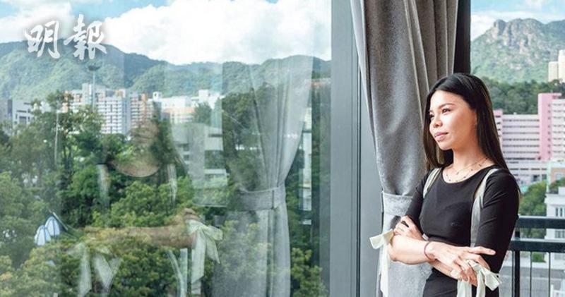 永義以11億向同系高山企業購入堅尼地城地盤。圖為永義主席兼行政總裁官可欣。(資料圖片)