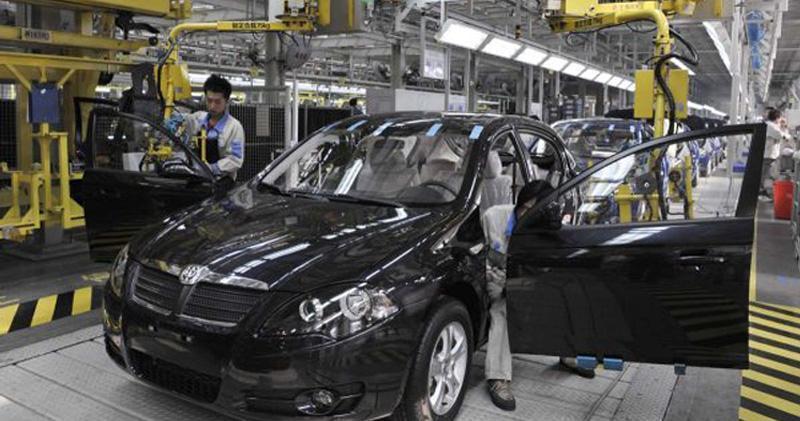 中汽協公布10月全國汽車銷量按年升12.5%