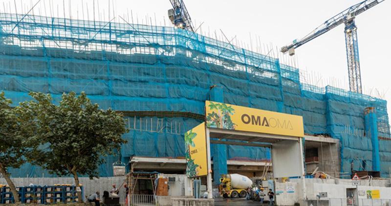 OMA系列單日沽3伙 特色戶實呎逼1.7萬