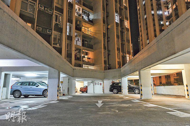 太古地產改以價單形式拆售太古城第6期共227個車位,定價介乎190萬至270萬元。(朱安妮攝)