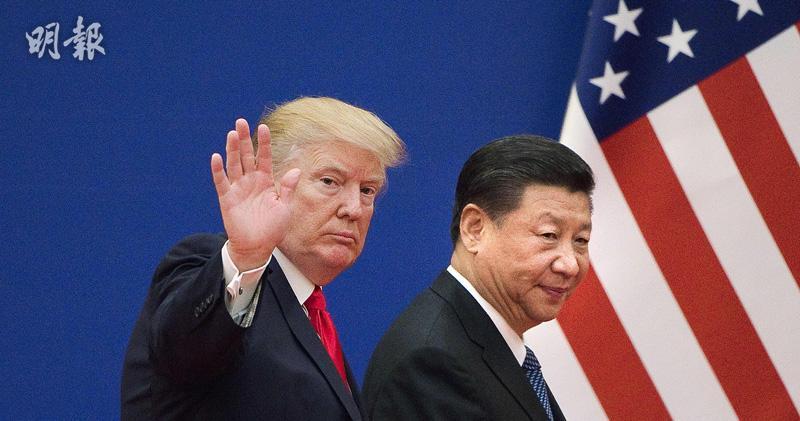 美媒指特朗普府計劃對中國推出更多制裁措施