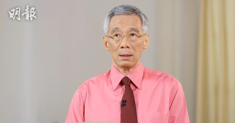 李顯龍:憂香港局勢 望港可安定下來進入新常態