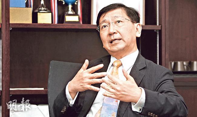 港大法律學院教授陳文敏(資料圖片)