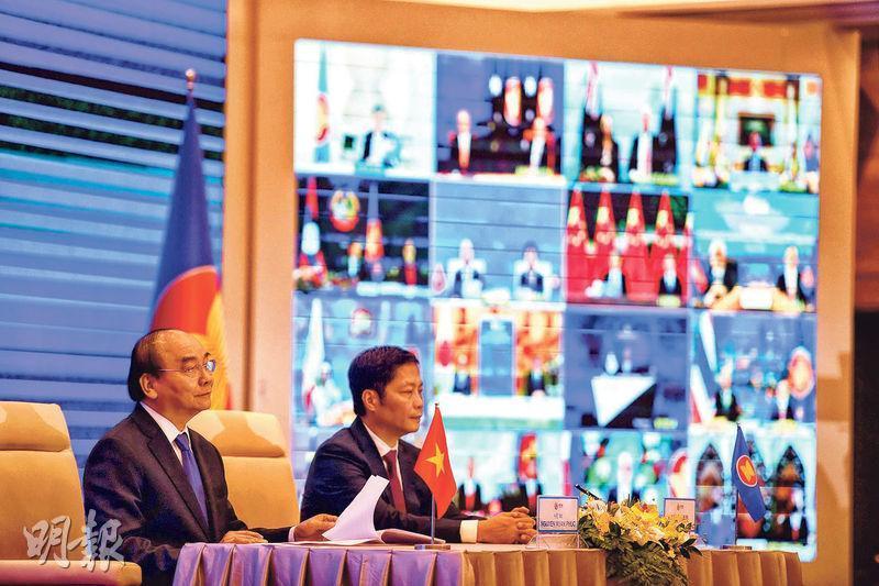 中國早部署 拜登重建美領導地位路遙 缺席RCEP與CPTPP 分析:沒有美國 世界續前進