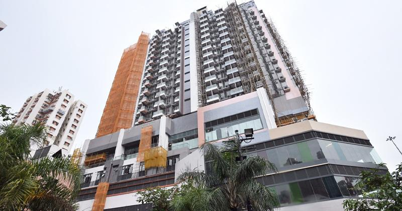 「龍床盤」菁雋1房月租9300元 呎租38元