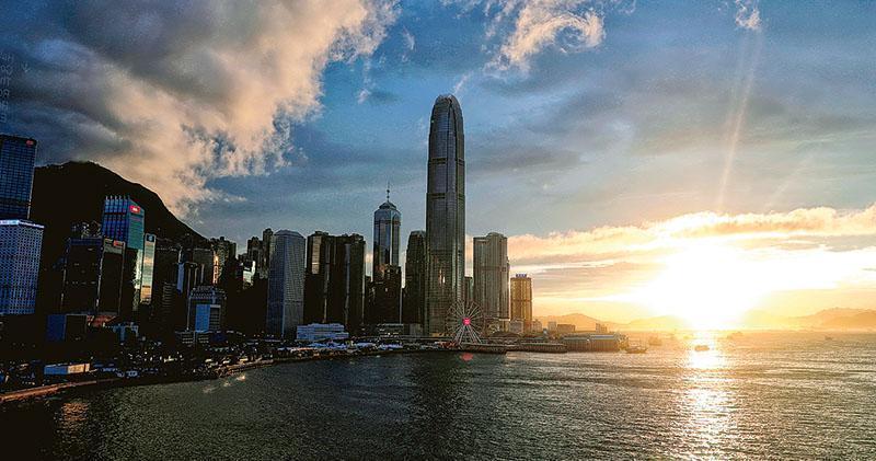 港大料今年香港首季GDP增2.6%