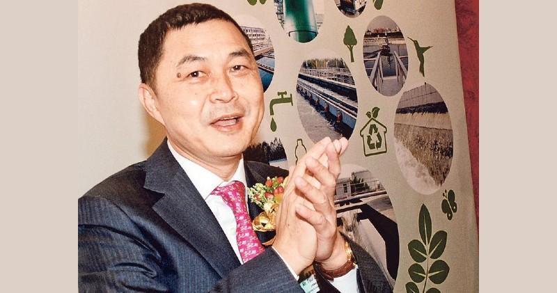 中滔環保前主席徐湛滔逾1億沽沙田洋房