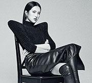 被稱為「華為小公主」嘅姚安娜噚日喺官方微博宣布,正式出道成為藝人,勇闖娛樂圈,送一份特殊嘅生日禮物畀自己。圖為她官方微博發布的個人黑白照片。