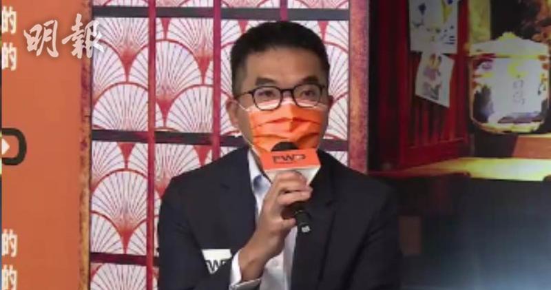 富衛香港及澳門首席產品總監余栢堅