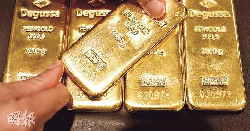 全球黃金需求去年降14% 創11年低位