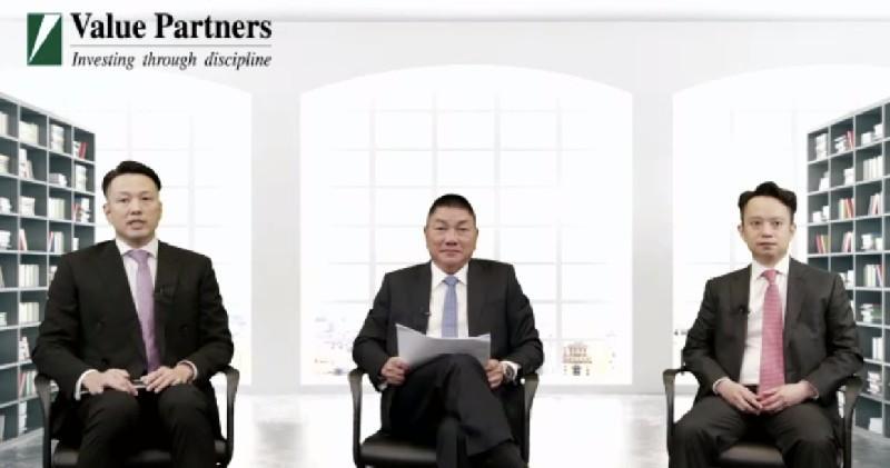 惠理謝清海:港股大跌屬正常獲利回吐 繼續看好中港股市