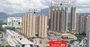 新元朗中心連天台戶1174.5萬破頂