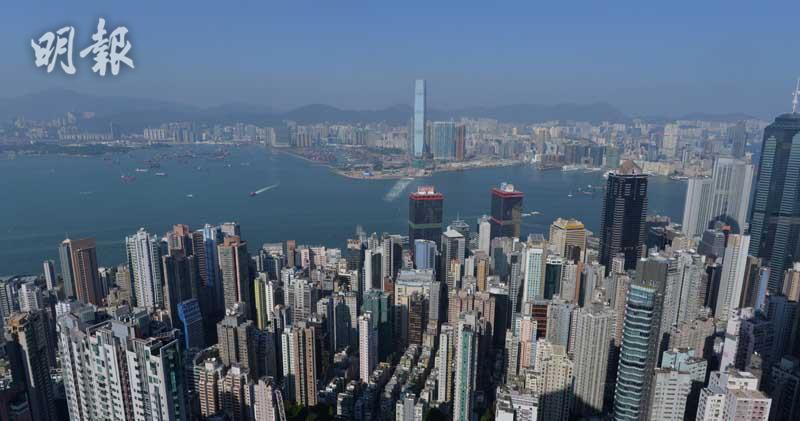 香港上季GDP按年跌3%差過預期 去年跌6.1% 料今年回復增長