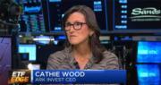GameStop等狂炒,Cathie Wood旗下ETF也現走資。