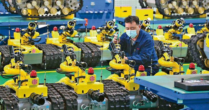 1月財新中國製造業PMI降至51.5 遜預期