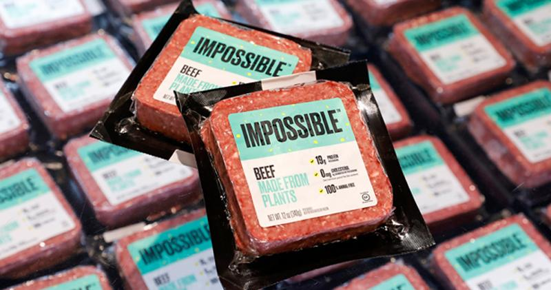 Impossible Foods:美國超市建議售價下調 20%
