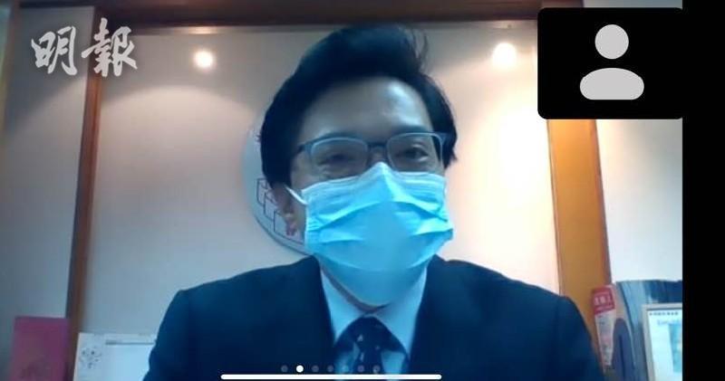 香港證券業協會主席徐聯安