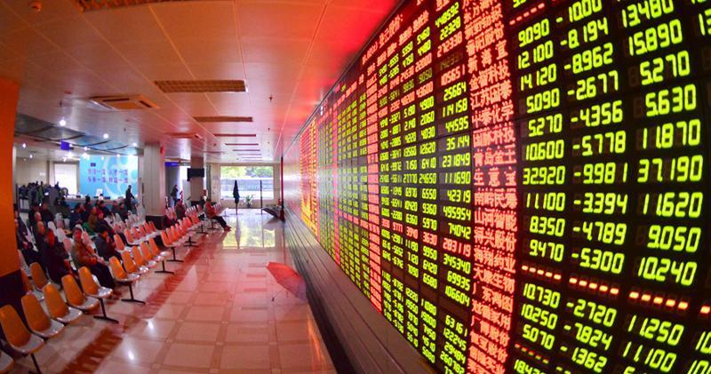 內地股市個別發展 僅滬指低開 人行淨回籠800億人幣