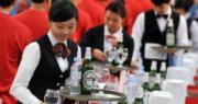 1月份財新中國服務業PMI錄52近九個月最低 遜預期