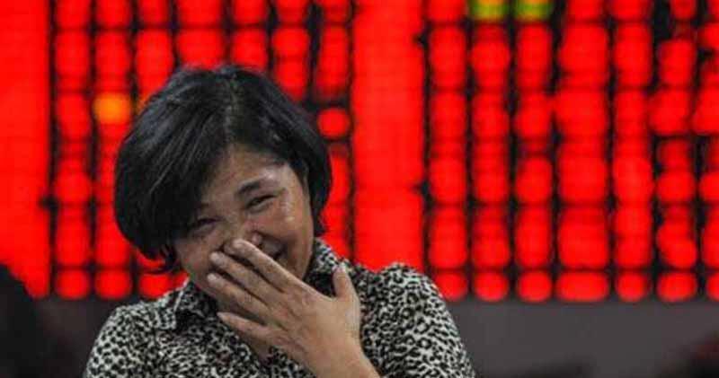 內地股市半日高收 滬指升0.2%