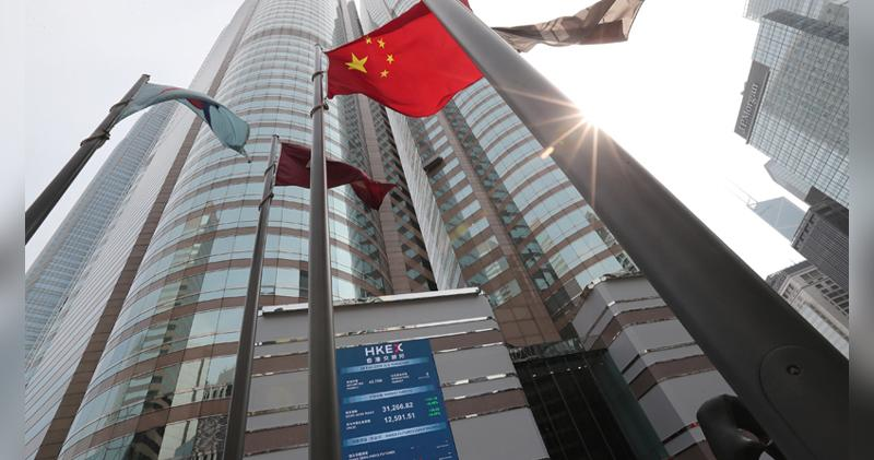 港股ADR升28點 騰訊ADR升1.6% 中芯國際公布業績