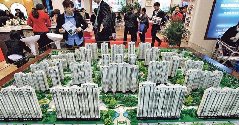 中海外上月賣樓收入增33% 雅居樂1月賣樓金額增逾倍