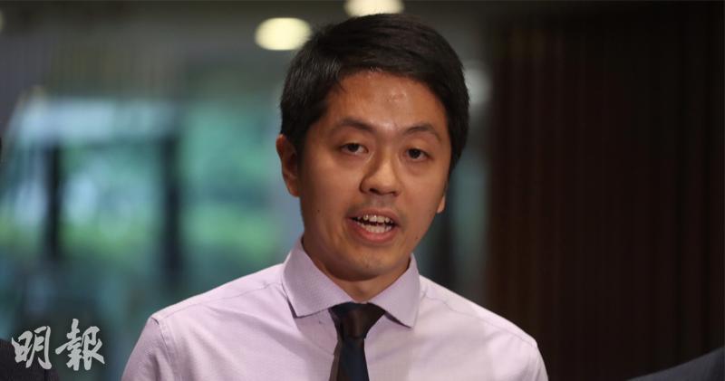 多名外國政客據報致函匯豐杜嘉祺 要求解凍許智峯賬戶