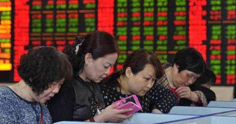 滬深三大指數向上 人行淨回籠300億元人幣