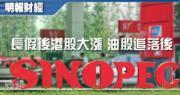 【有片:選股王】長假後港股大漲 油股追落後