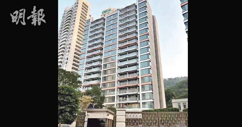 長實21 BORRETT五房特色戶呎售13.6萬 創亞洲分層紀錄