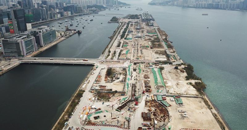 長實:啟德地將建高質素市中心海景豪宅