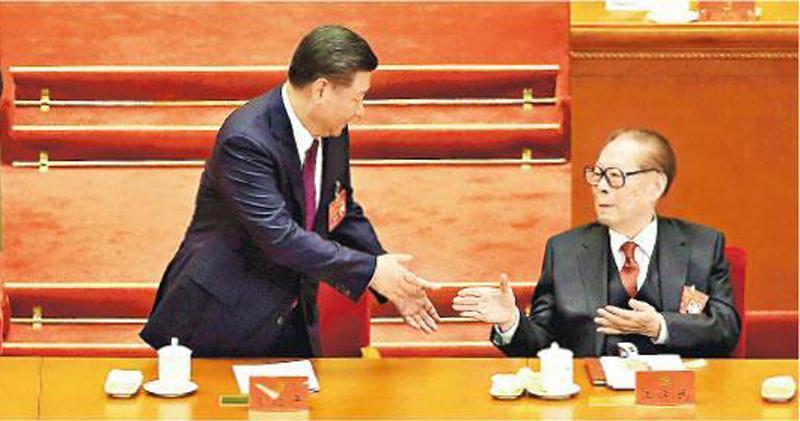 博裕遷移至新加坡 WSJ指憂江澤民影響力降 冀避開黨內政治鬥爭