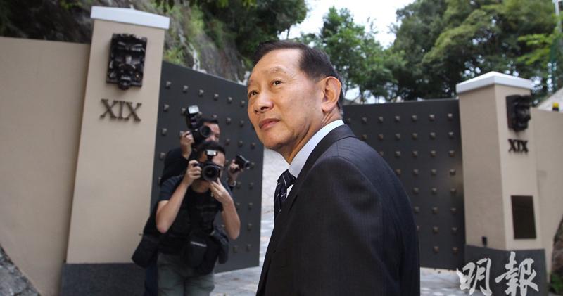 王冬勝深陷政治漩渦 匯控CEO︰他做了很好的工作