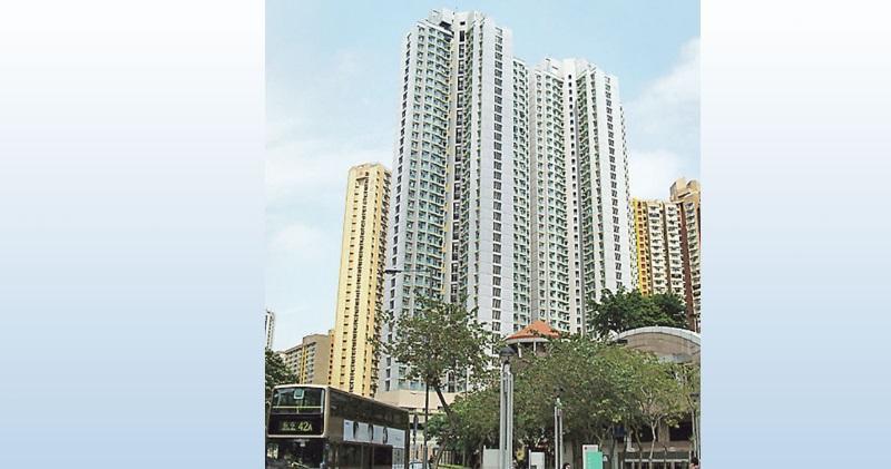 青宏苑2房綠表568萬沽 屋苑2年新低