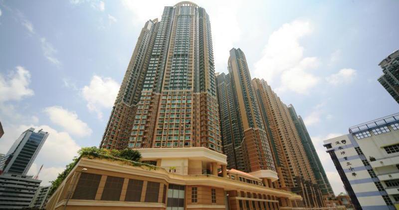 泓景臺3房1133萬沽,逾3年升不足一成(資料圖片)