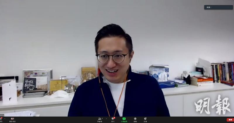 香港生命科技青年會執行總監黃槿